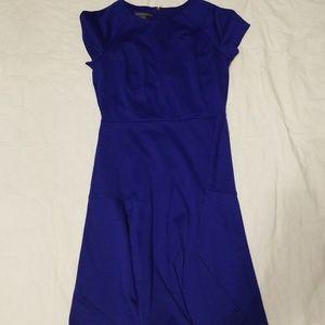 Lovely Cobalt Blue Dress